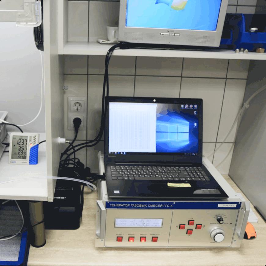 Сборка и настройка измерительного оборудования